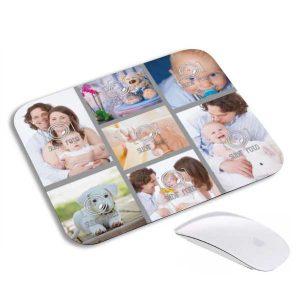 alfombrilla ratón con fotos