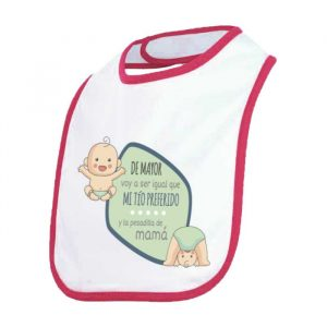baberos personalizados bebe