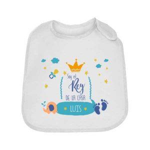 baberos bebé personalizados