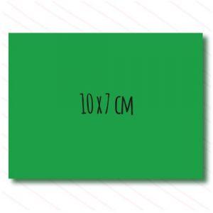 etiquetas rectangulares