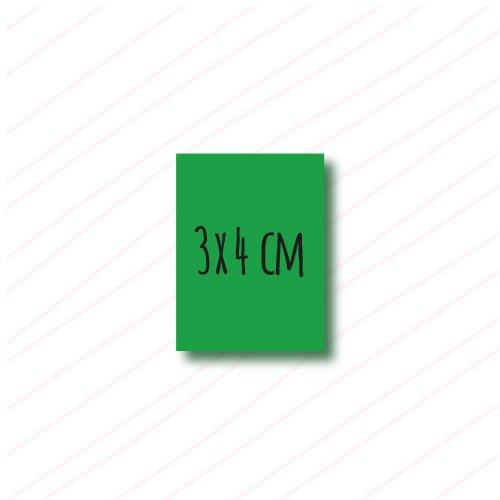 adhesivos rectangulares personalizados