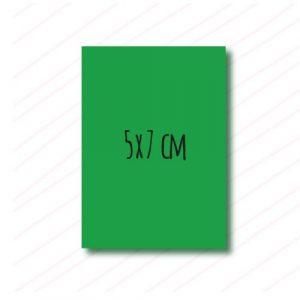 adhesivo rectangular