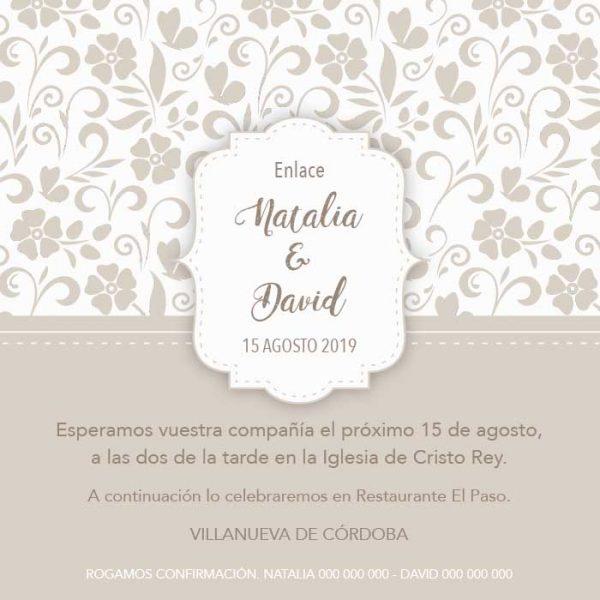 invitaciones de boda online