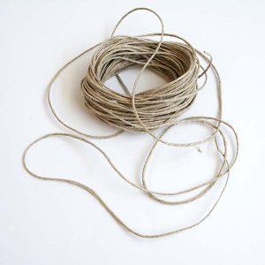 cuerda para etiquetas