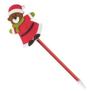 bolígrafo navideño