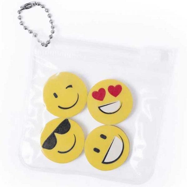goma de borrar de emojis
