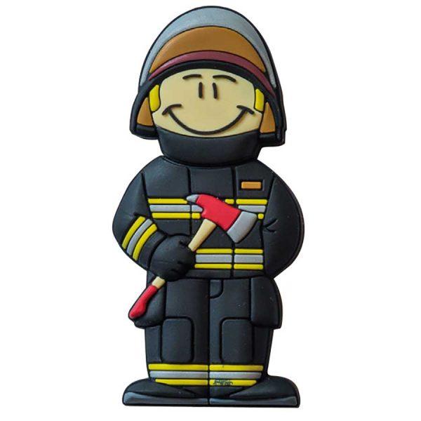 memoria usb bombero