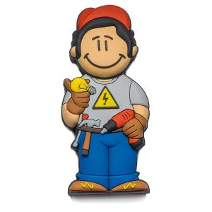 memoria usb electricista