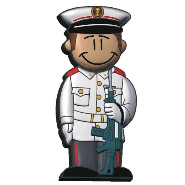 usb infante de marina