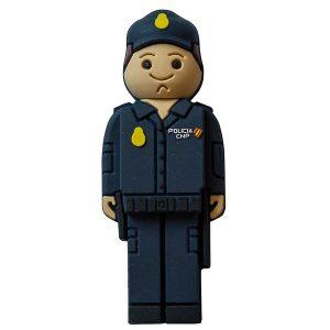 usb policía