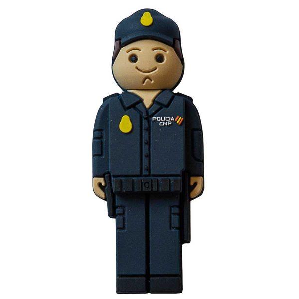 Regalo para un policía nacional