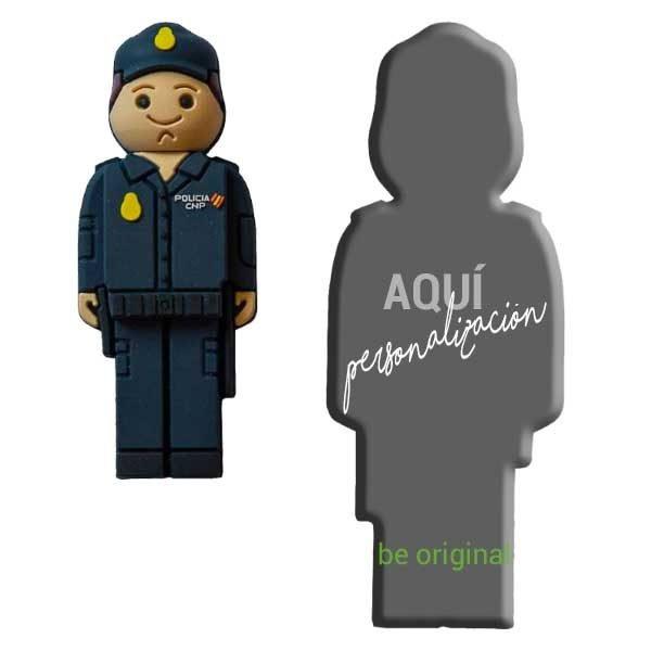 pendrive policía