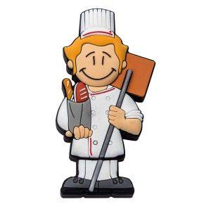 memoria usb panadero