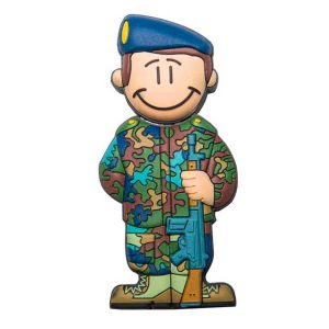 memoria Usb soldado