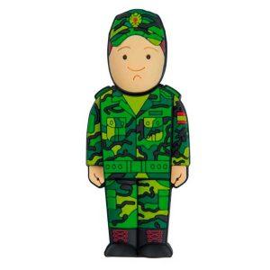 Usb soldado