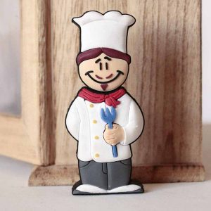 detalles para un chef