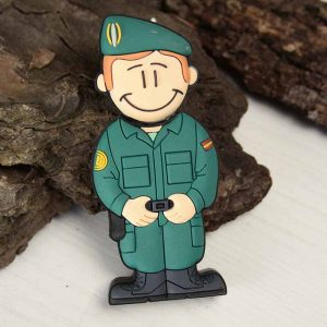 ideas para regalar a un guardia civil