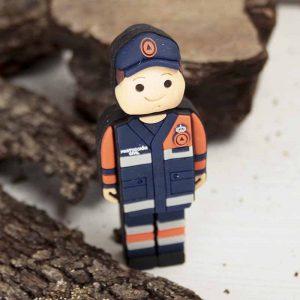 regalos para miembros de protección civil