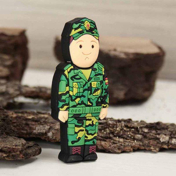 regalos personalizados para militares