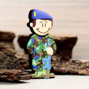 regalos para soldados