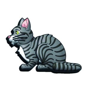 Memoria Usb gato