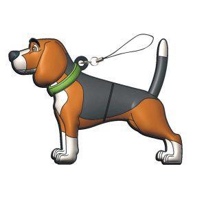 Usb perro beagle