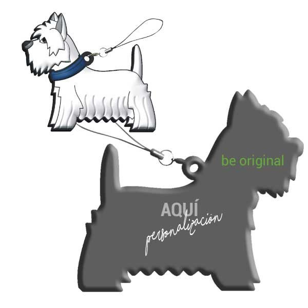 Pendrive perro west highland