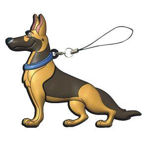 Usb perro pastor alemán