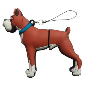 Usb perro Boxer