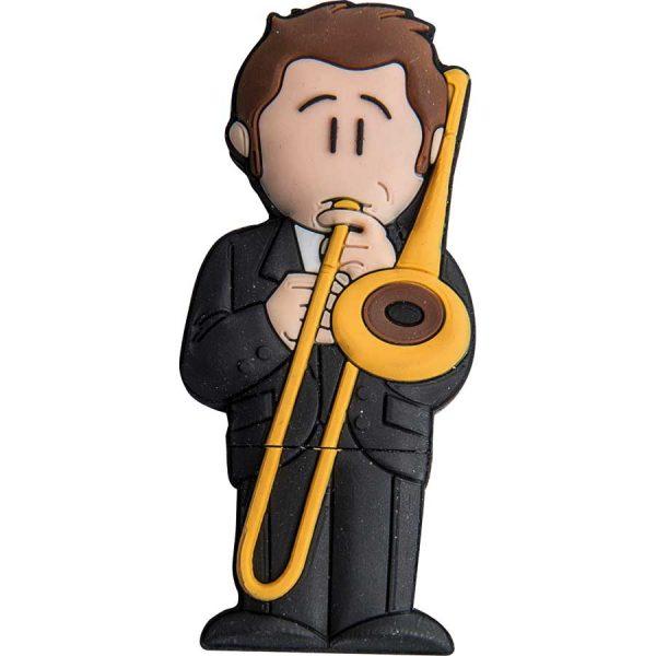 usb trombón