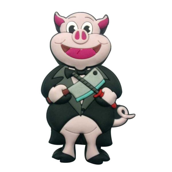 Usb cerdo