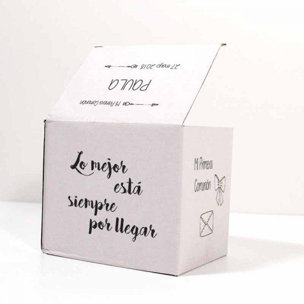 cajas regalo comunion