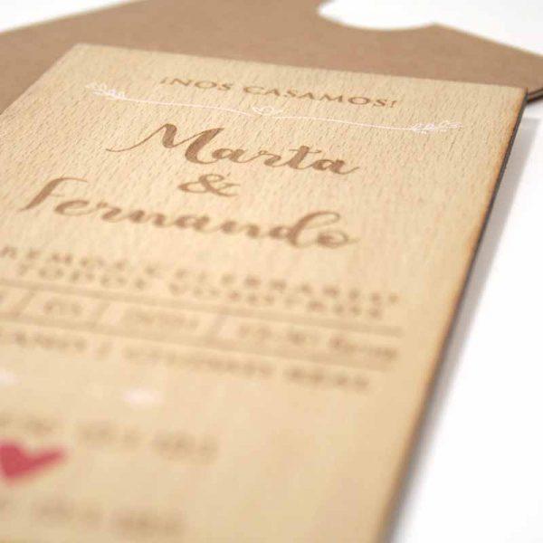 invitaciones de boda exclusivas