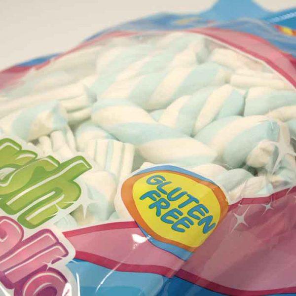 nubes de azúcar