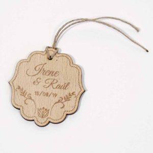 etiquetas para regalos de boda