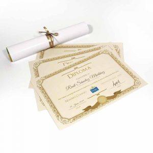 diploma graduacion