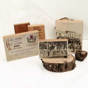 placas madera
