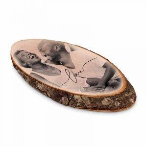 tacos de madera personalizados