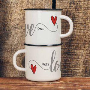 tazas vintage personalizadas