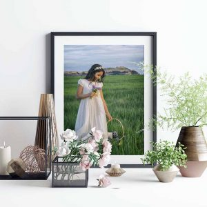 marcos para fotos de primera comunion