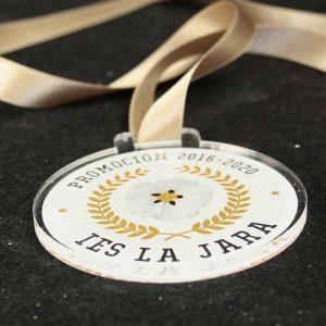 medallas graduación
