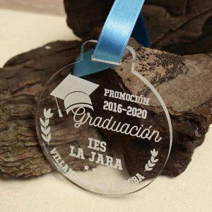 medalla para graduación