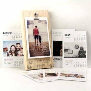 calendarios con fotos personalizados